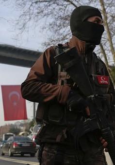 Thổ Nhĩ Kỳ siết chặt an ninh trước thềm năm mới