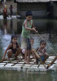 Ấn Độ: Nhiều người thiệt mạng và mất tích vì mưa bão