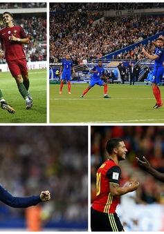 Kết quả bóng đá châu Âu rạng sáng 1/9: ĐT Pháp 4-0 ĐT Hà Lan, ĐT Bỉ 9-0 ĐT Gibralta