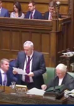 Anh thảo luận dự luật rút khỏi EU