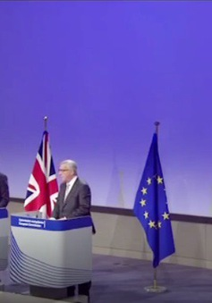 Đàm phán then chốt về Brexit bất thành