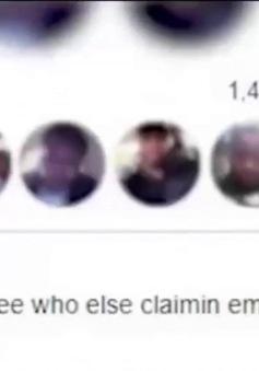 Cảnh sát Mỹ điều tra vụ trả thù bằng ảnh nóng trên mạng xã hội