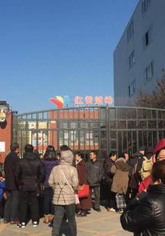 Trung Quốc bắt cô giáo mầm non trong nghi án lạm dụng trẻ