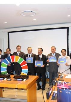Phó Thủ tướng Phạm Bình Minh dự Hội nghị Bộ trưởng Ngoại giao ASEAN