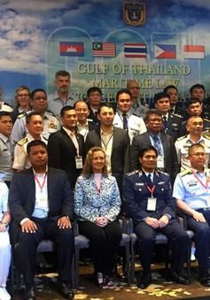 Các nước vùng Vịnh Thái Lan đảm bảo an ninh biển