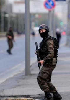 Cảnh sát Thổ Nhĩ Kỳ bắt giữ gần 50 người biểu tình