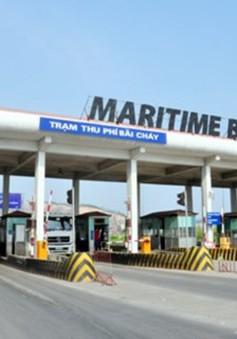 Bộ GTVT bị kiện về giá mua lại trạm thu phí Hoàng Mai, Bãi Cháy