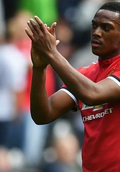 """Martial """"không thèm"""" làm Siêu dự bị Man Utd"""
