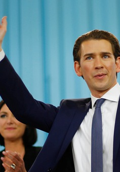 Áo sẽ có lãnh đạo trẻ nhất châu Âu