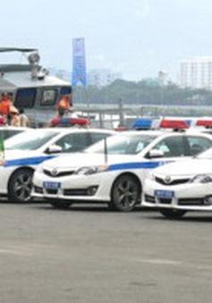 Phát động ra quân bảo đảm an toàn APEC