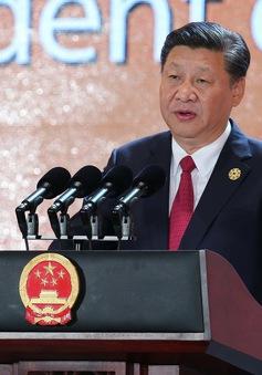 Chủ tịch Tập Cận Bình nhấn mạnh vai trò của toàn cầu hóa trong bài phát biểu tại APEC 2017