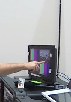 Hậu trường tác nghiệp của các phóng viên, nhà báo tại APEC 2017