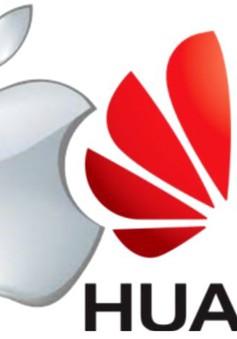"""Huawei có thể soán ngôi Apple trên """"trận địa"""" smartphone"""