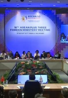 Khai mạc Hội nghị ASEAN +3