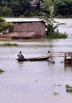 Mưa lũ nghiêm trọng tại Ấn Độ