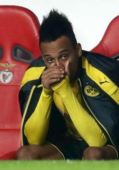 """HLV Dortmund lý giải nguyên nhân """"trảm"""" Aubameyang khi đang thua trận"""
