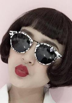 Cô nàng mái ngố của Giọng hát Việt cá tính trong loạt ảnh đời thường
