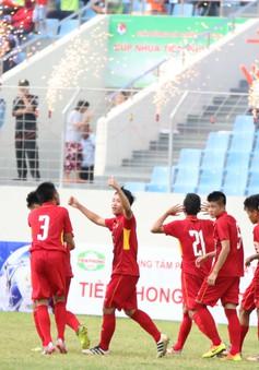 16h00 hôm nay, TRỰC TIẾP BÓNG ĐÁ U15 Việt Nam - U15 Indonesia trên VTV6 & VTV6HD