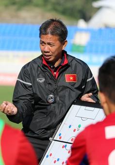HLV Hoàng Anh Tuấn yêu cầu U20 Việt Nam tập kín trước trận gặp U20 New Zealand