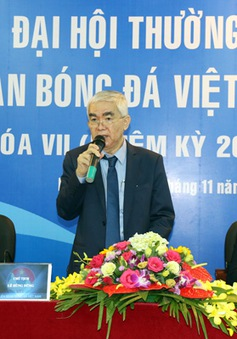 Chủ tịch VFF Lê Hùng Dũng yêu cầu các CLB tăng cường biện pháp giáo dục cầu thủ