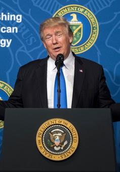 Tổng thống Mỹ Donald Trump công bố chính sách năng lượng