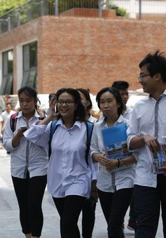 170 trường tuyển đủ chỉ tiêu ngay trong xét tuyển đợt 1