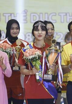 """Vẻ đẹp Hàn Quốc """"không tỳ vết"""" của Miss VTV Cup 2017"""