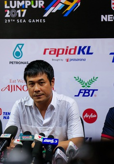 Thất bại trước U22 Thái Lan, HLV Hữu Thắng xin từ chức