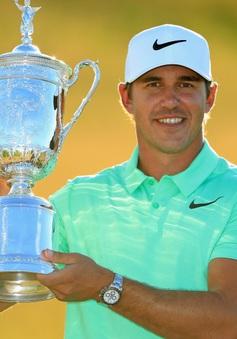 Vô địch Mỹ mở rộng 2017, Brooks Koepka lọt top 10 thế giới