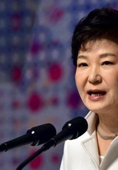Tổng thống Park Geun-hye không tới phiên điều trần đầu tiên