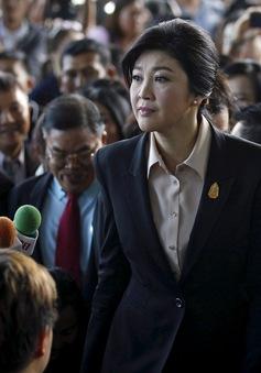 Cảnh sát Thái Lan khám xét nhà riêng của bà Yingluck