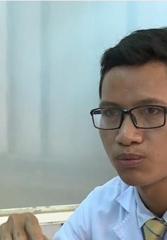 Bác sĩ 28 tuổi được vinh danh thầy thuốc trẻ tiêu biểu toàn quốc 2017