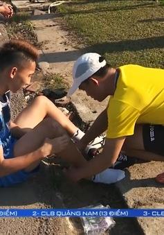 Câu chuyện thể thao: Tình yêu nghề của bác sỹ CLB Than Quảng Ninh