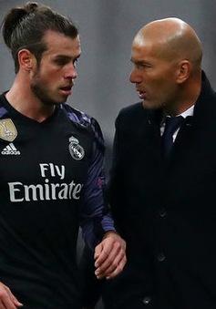HLV Zidane khoe có nhiều sự lựa chọn thay thế Bale