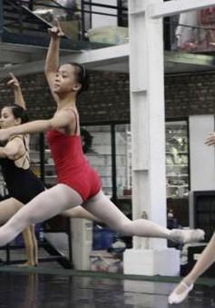 Múa ballet giúp xóa đói giảm nghèo ở Philippines