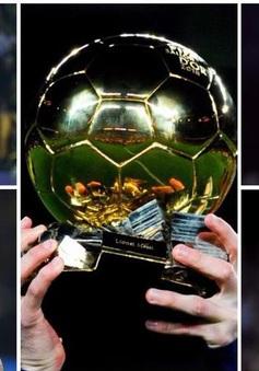 """Danh sách chính thức 30 ứng viên """"Quả bóng vàng 2017"""": Real Madrid áp đảo"""