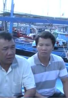 Cùng ngư dân bám biển trong dịp Tết