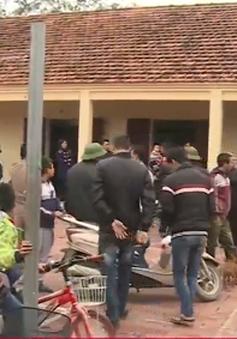 Thanh tra huyện Văn Lâm, Hưng Yên kiểm tra việc bán đất trái thẩm quyền