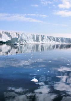 Diện tích băng ở Nam Cực thấp kỷ lục