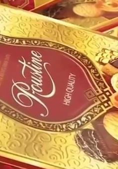 Bắt giữ hàng nghìn hộp bánh không rõ nguồn gốc tại Quảng Trị