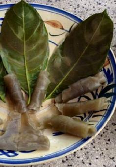 Bánh lá mít truyền thống ngọt ngào hương vị quê hương