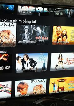 Bảo vệ bản quyền truyền hình trên Internet