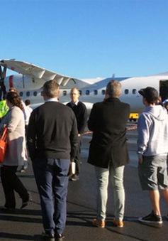 Báo động giả có bom trên một chuyến bay ở Australia