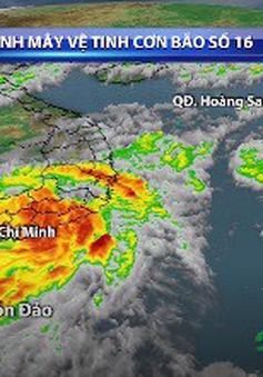 Phân loại cấp độ bão như thế nào?