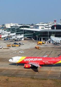 Nhiều chuyến bay đến miền Trung bị hoãn