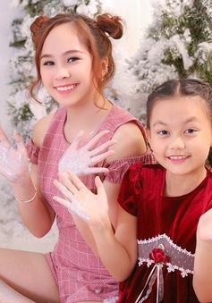Bố con Yên Lam - Bào Ngư làm mới ca khúc loạt ca khúc Giáng Sinh kinh điển