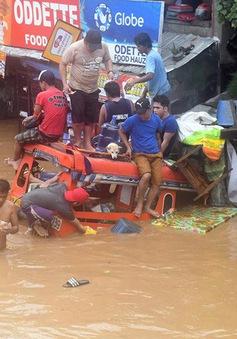 Bão Tembin gây nhiều thương vong tại Philippines