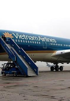 Từ 5/11, các chuyến bay của Vietnam Airlines trở lại bình thường
