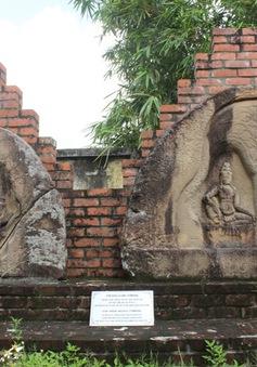 2 cổ vật Chăm Pa quý hiếm được công nhận là bảo vật quốc gia