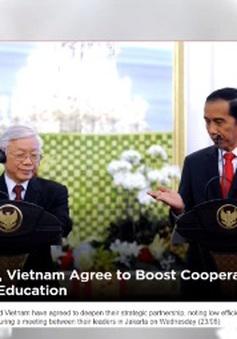 Báo chí quốc tế đánh giá cao chuyến thăm Indonesia và Myanmar của Tổng Bí thư
